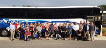 400 North Board of REALTORS® 2016 Fall Bus Tour